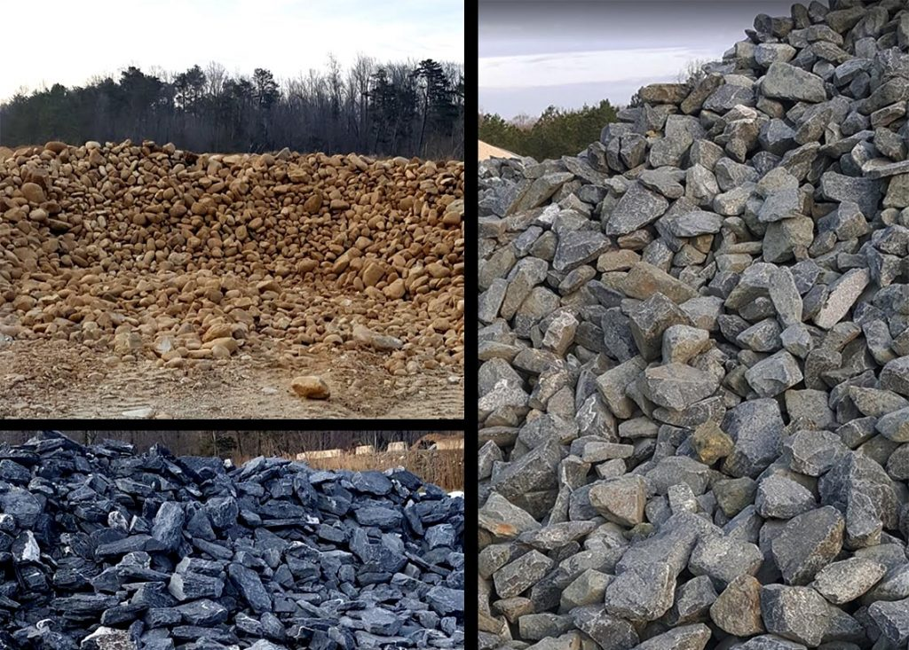 Aggregate materials available in southern md